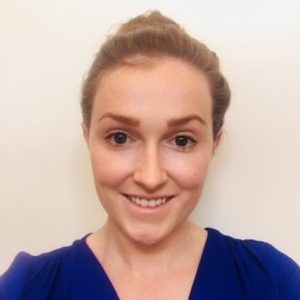 An image of Nicole Guinan is a speech and language pathologist who works for Therapy Pro in Melbourne.