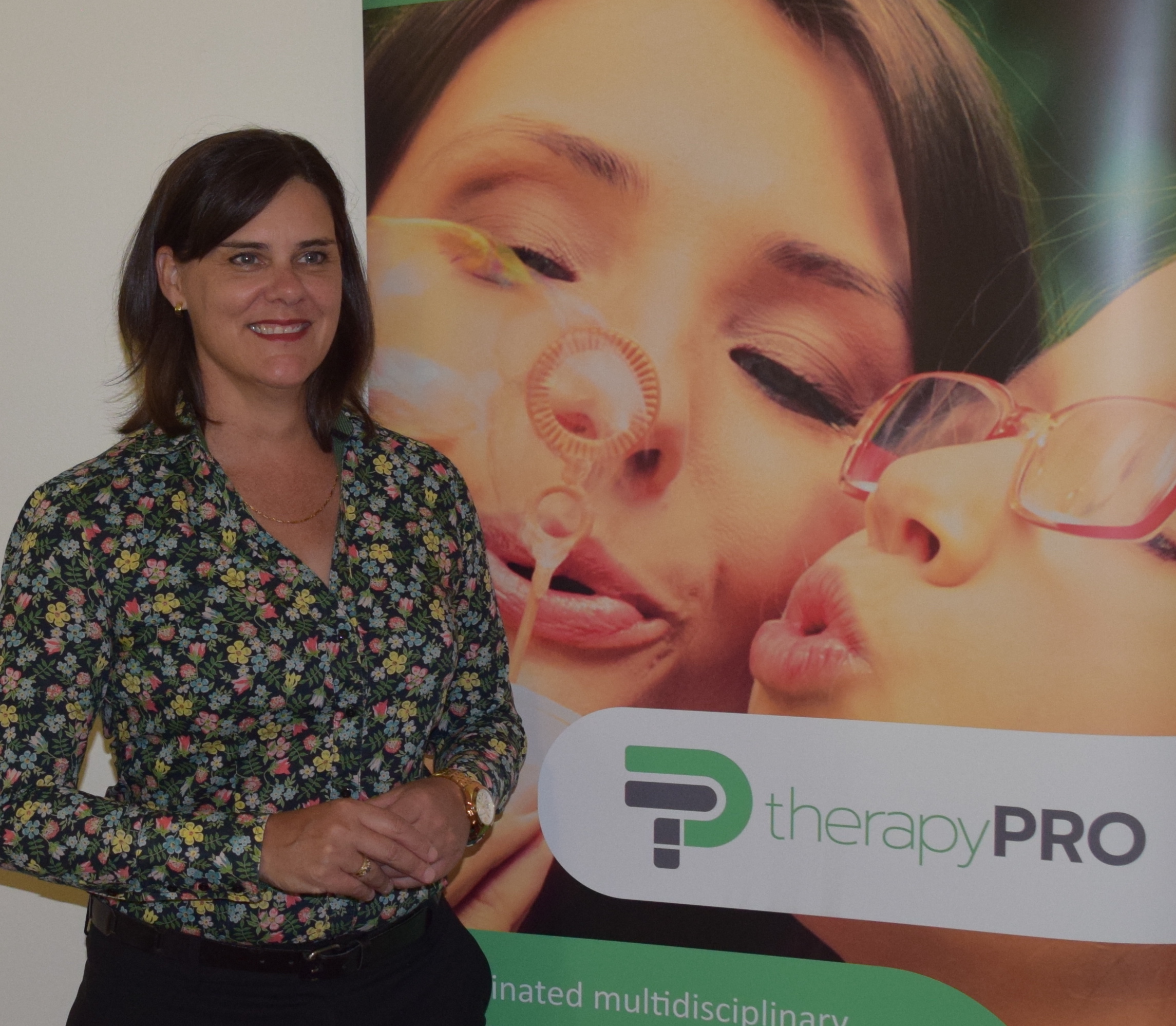 Therapy Pro General Manager Karen Staal