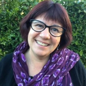 An photo of Sharyn McCarthy, social worker with Therapy Pro