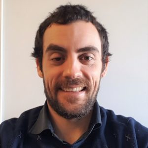 An image of Speech therapist David Vann with Therapy Pro